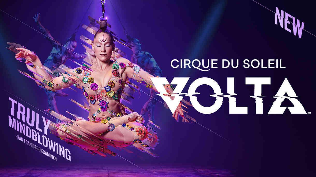 Cirque Volta Discount Tickets
