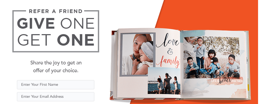 Shutterfly free photo book