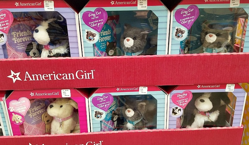 American Girl Dog & Cat Sets on Sale
