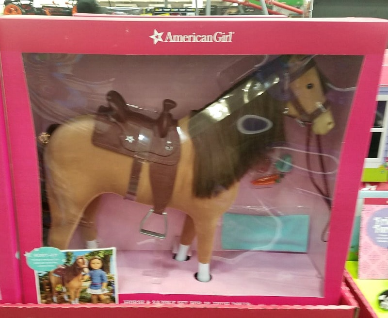 American Girl Horse on Sale