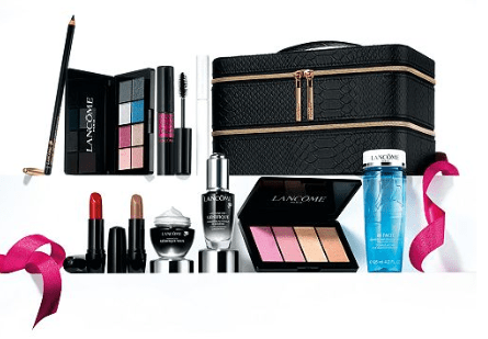 d53c181d39c If your a fan of Lancome, they have a super deal going on right now, with  this Lancome Holiday Gift Boxes. You get 10 FULL sized items for $65, ...