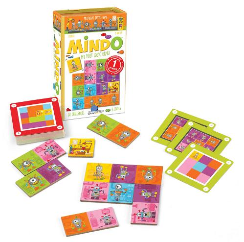 Mindo Robot Logic Game
