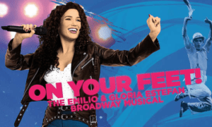 Gloria & Emilio Estefan's Musical On Your Feet Tickets