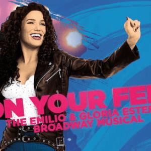 Gloria & Emilio Estefan's Musical On Your Feet Tickets