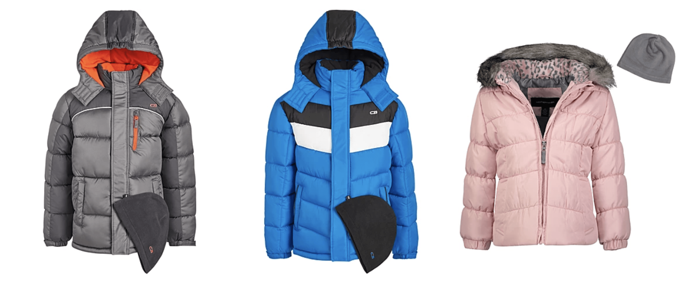 Kids Puffer Jackets on Sale