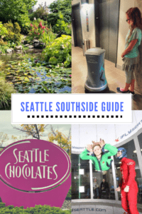 Seattle Southside Guide