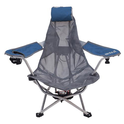 SwimWays Kelsyus Mesh Backpack Outdoor Chair