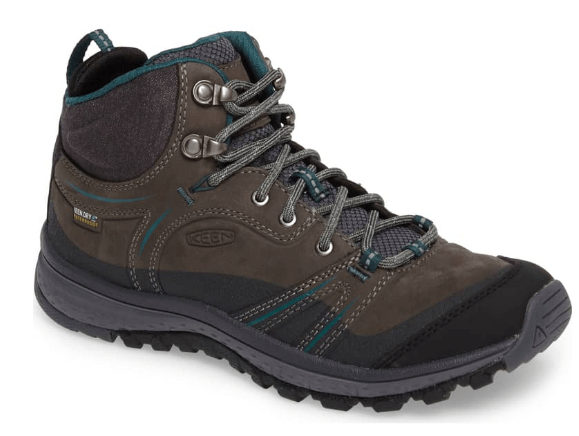 Terradora Leather Waterproof Hiking Boot