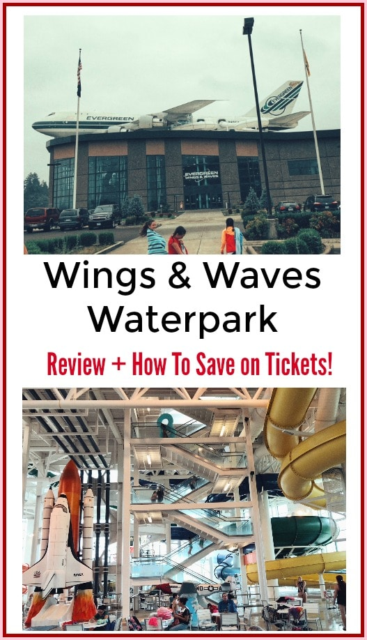 Wings and Waves Waterpark Review & Deals!