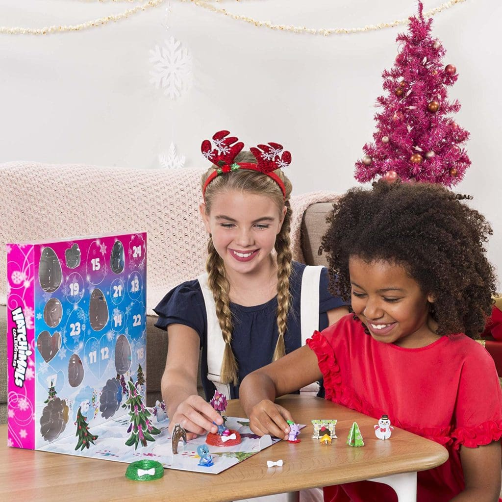 Hatchimals Colleggtibles – Advent Calendar with Exclusive Characters