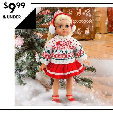 Zulily: Doll Clothes, Furniture & Accessories – Fits American Girl (Outfits for $4.99 & More)