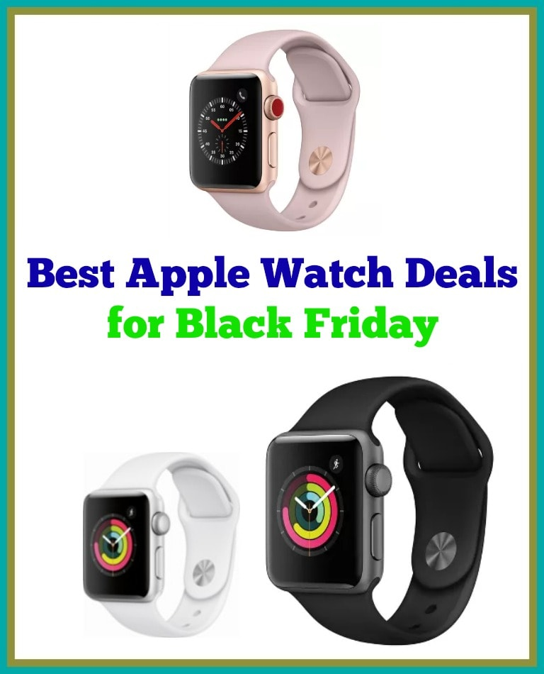 Apple Watch Black Friday Comparison – Where To Find The Best Price!