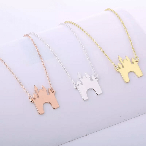 Children's Castle Necklace $5.99 + Free Shipping!