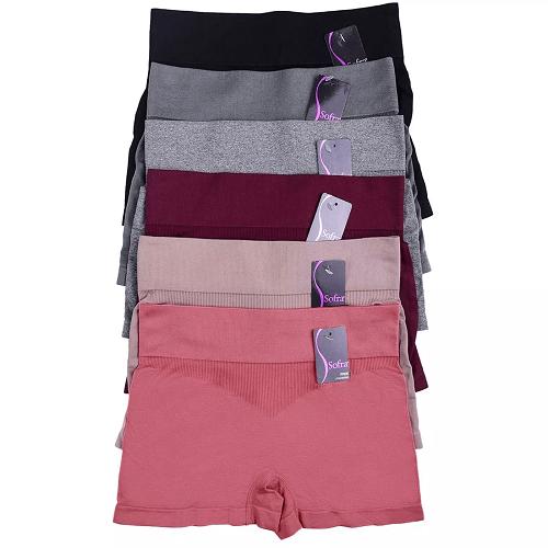 Control Shorts 6 pk $15.99 + Free Shipping!