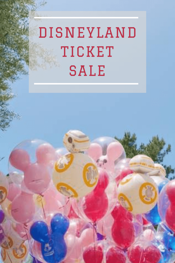 Save on Disneyland Vacation – Labor Day Ticket Sale!