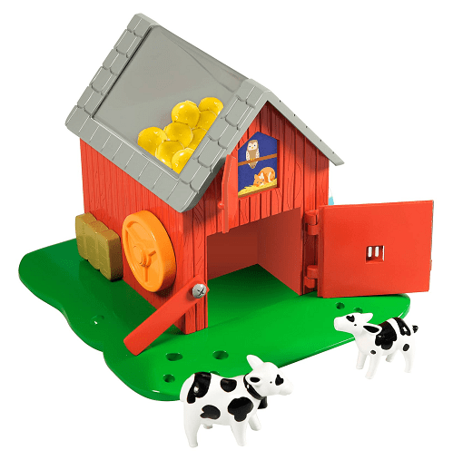 Educational Insights Bright Basics Busy Barn Toy
