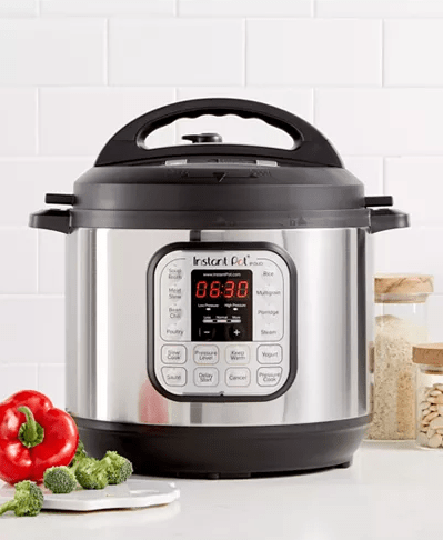 Instant Pot Sale - 7-in-1 Programmable Pressure Cooker 8-Qt