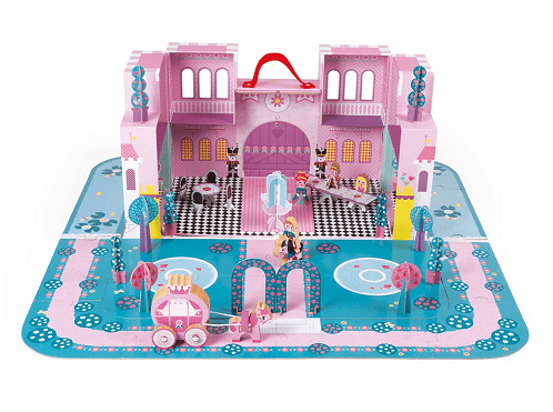 Janod Princess Palace Play Set