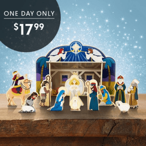 Melissa & Doug Nativity Set