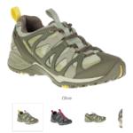 Merrell Siren Hex Q2 WP Hiking Shoes - Women's