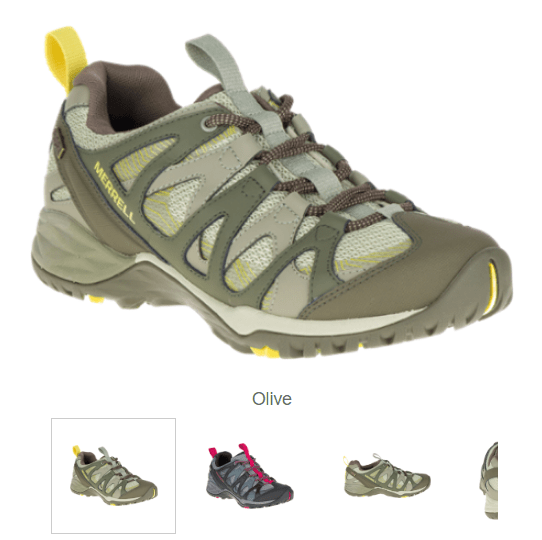 Merrell Siren Hex Q2 WP Hiking Shoes - Women's