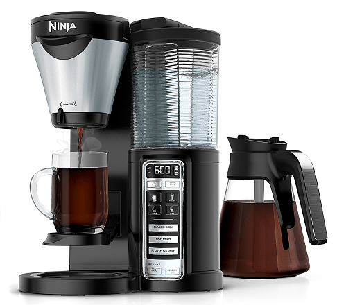 Ninja Auto-IQ Coffee Brewer Set $69.99 (Reg $99.99) (Today Only)