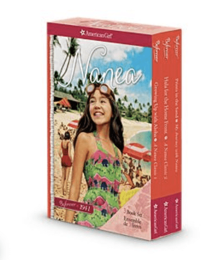 American Girl 3 Book Boxed Sets
