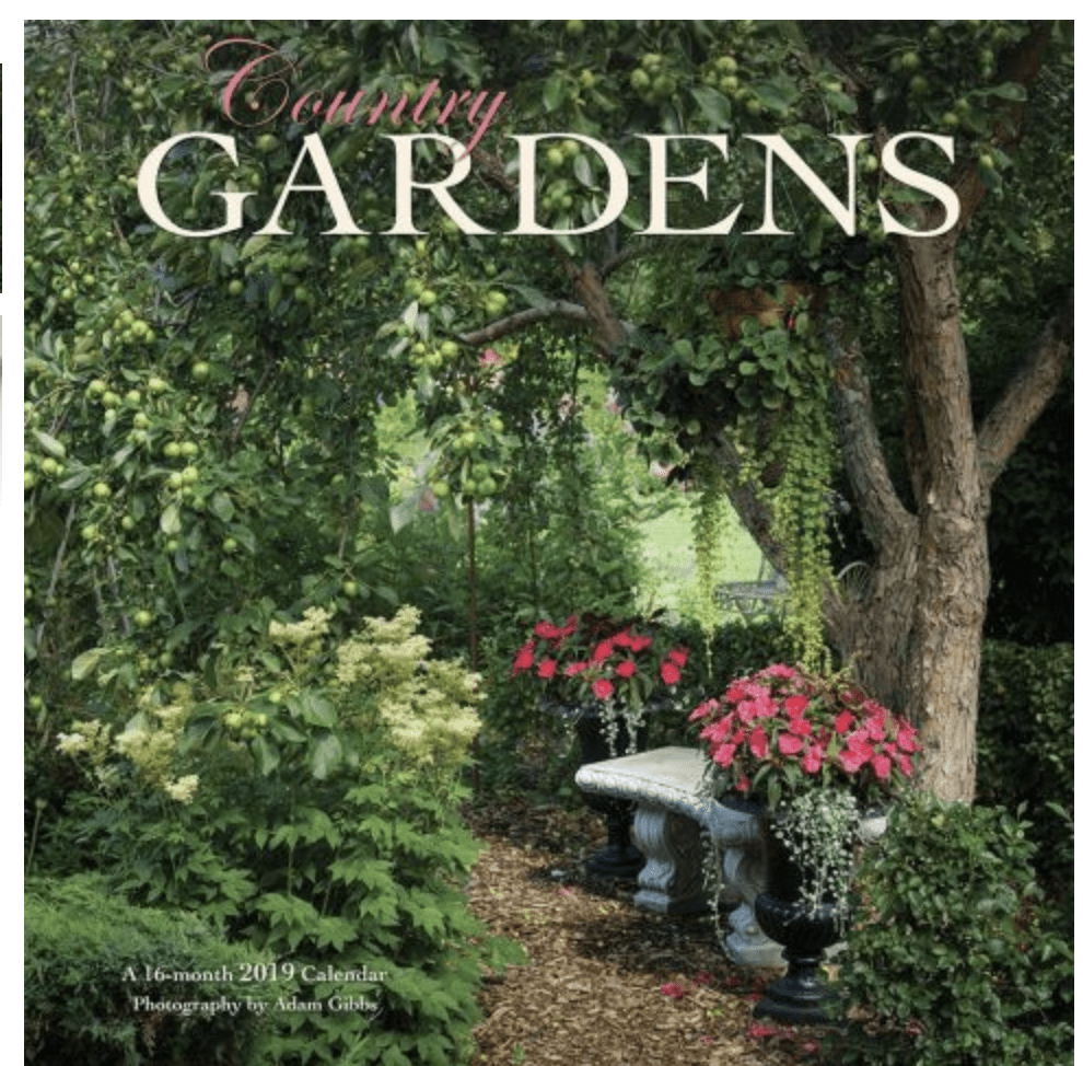 Country Gardens Calendar