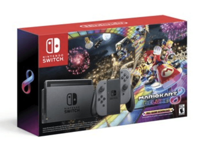 NIntendo Switch Black Friday Deal at Walmart