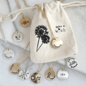 Stamped Inspiration Necklaces