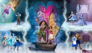Disney on Ice Dare to Dream Show