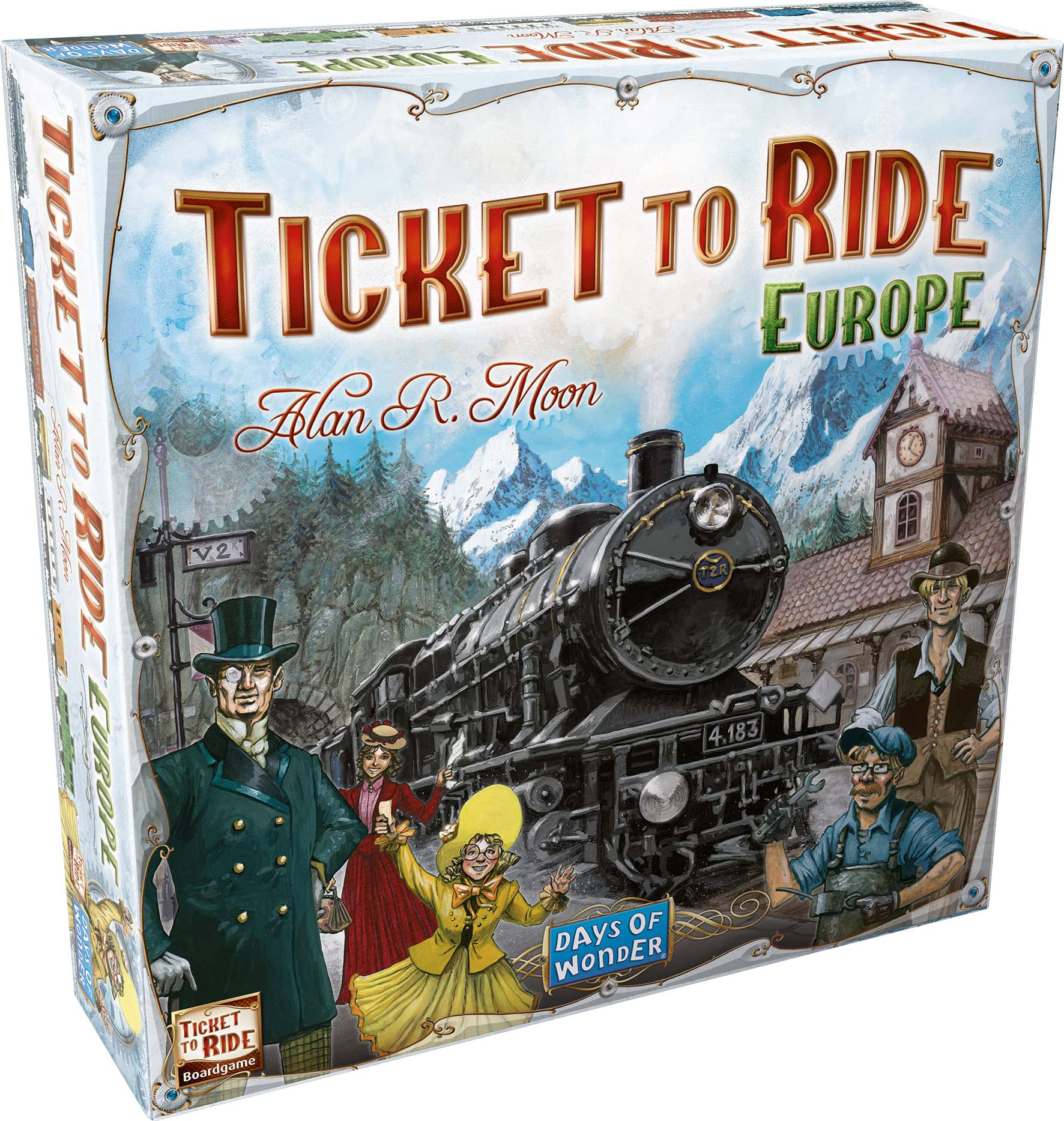 Ticket to Ride Europe Sale