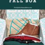 An honest review of a Stitch Fix Fall Box for Women