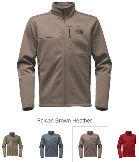 REI Garage Deal Of The Day - The North Face Apex Risor Jacket - Men's