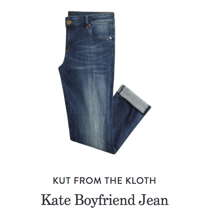 Stitch Fix Kut from the Kloth Jeans
