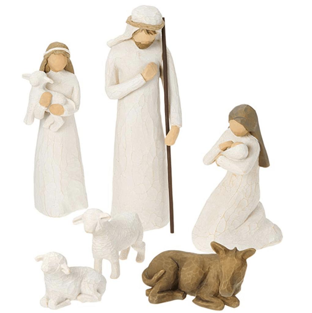 Willow Tree Sale – 6 Piece Nativity Set, Sheppard Set & More – Best Price!