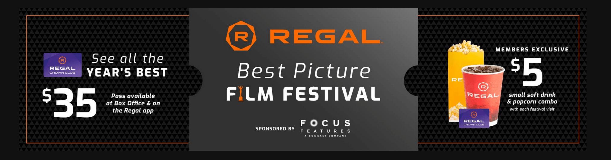 Regal Film Festival