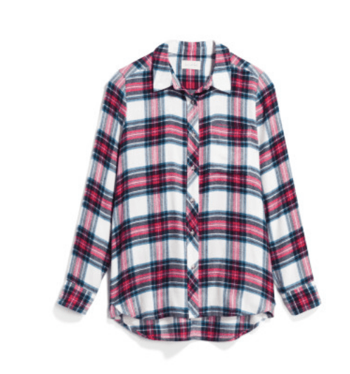 Flannel Shirt from Stitch Fix