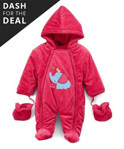 Baby Snowsuit Dash Deal