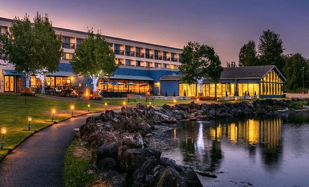Best Western Plus Silverdale Beach Hotel - Silverdale, WA