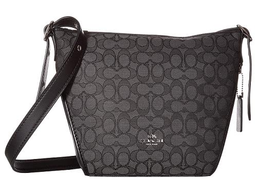 COACH Bag Deal – COACH Small Dufflette in Signature $114.99 (Reg $225)