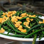 Chinese Long Beans with Cashews