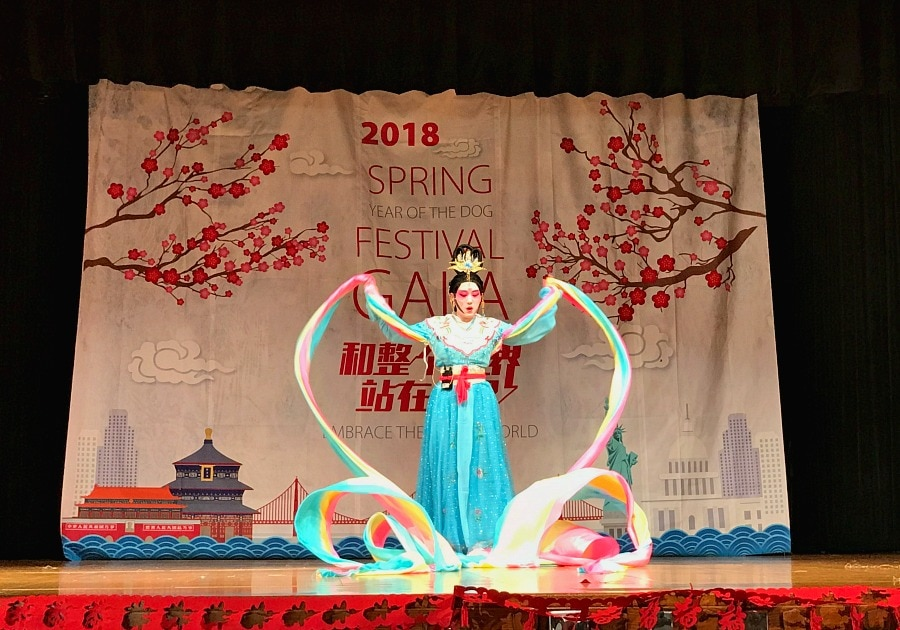 Chinese Spring Festival in Tacoma