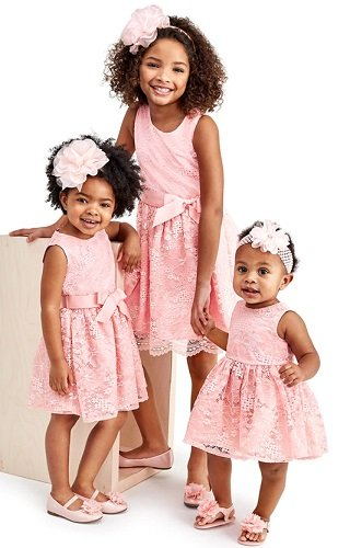 fd4d3ff6d940 The Children's Place Girl and Toddler Easter Dresses 50% Off ...