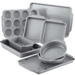 Farberware 10-Pc. Nonstick Bakeware Set