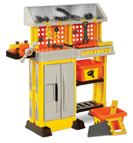 First Impressions Little Builder Workbench Playset