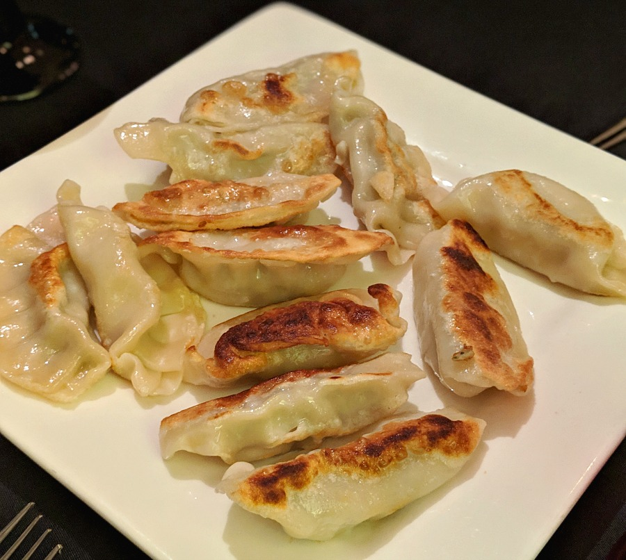 Ling Ling Potstickers are an easy & delicious dinner idea for Chinese New Year celebrations