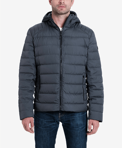 Michael Kors Men's Down Packable Puffer Puffer Coats