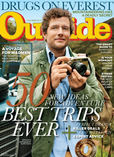 Outside Magazine Subscription