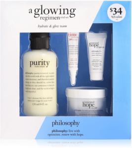 Philosophy 4-Pc. A Glowing Regimen Trial Set